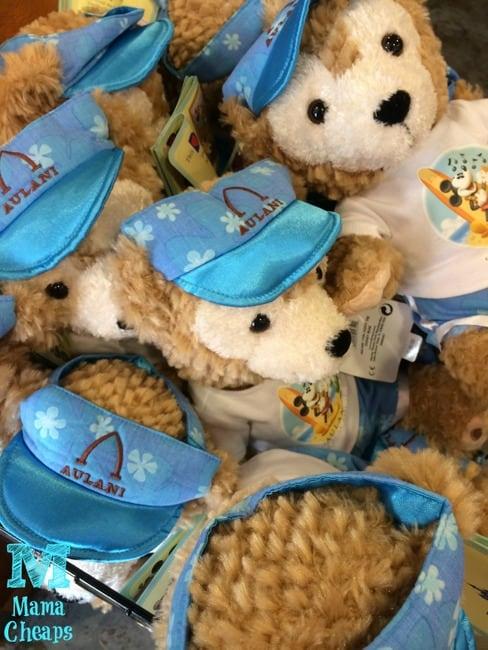 disney aulani bears