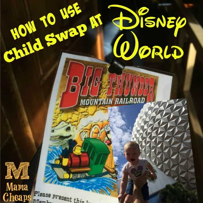 child swap disney disney world ride rider swap cropped title