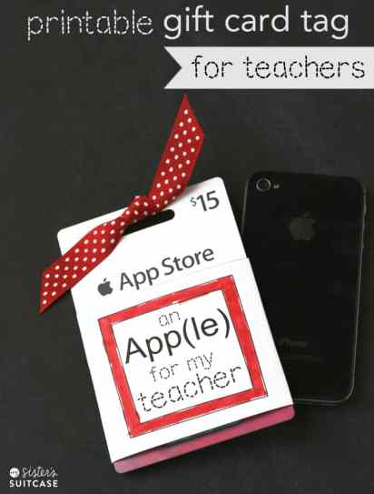 app store teacher gift card