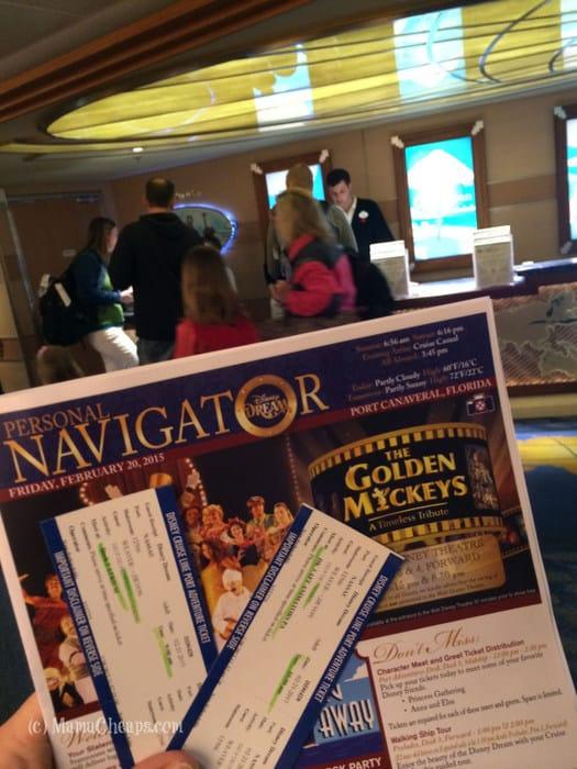 Disney Cruise Princess Gathering Tickets