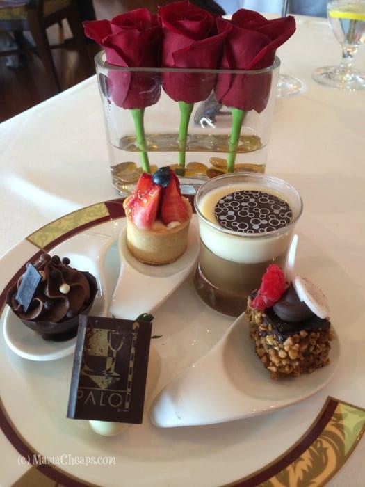 palo dessert buffet