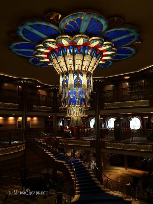 disney dream chandelier
