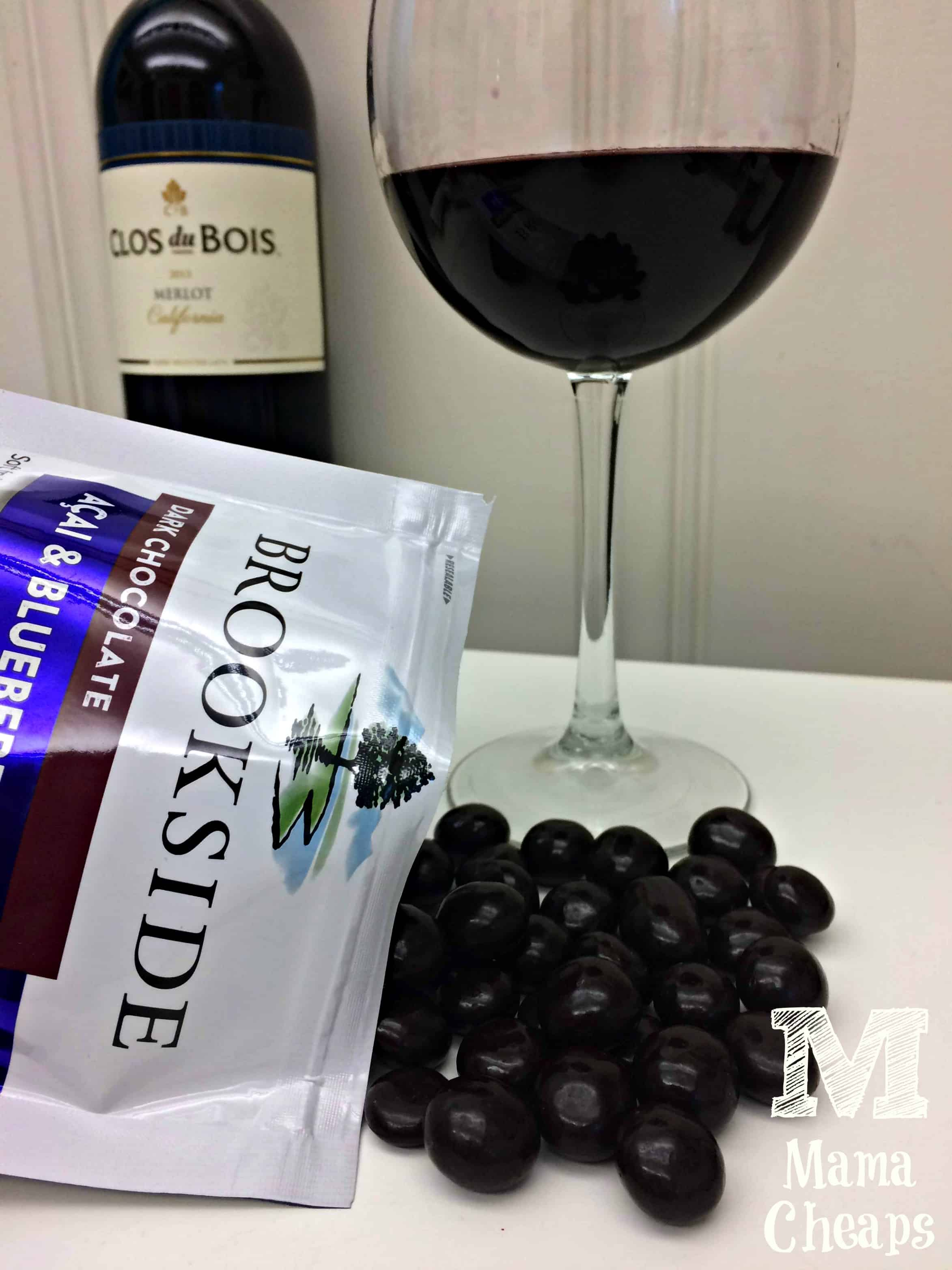 AD A Perfect Pair: BROOKSIDE Chocolate and Clos du Bois Wines ...