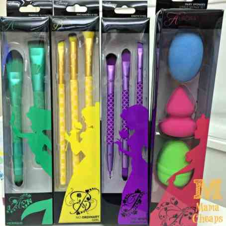 SOHO Disney Princess Villains Makeup Brushes