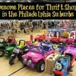 thrift shopping in philadelphia suburbs
