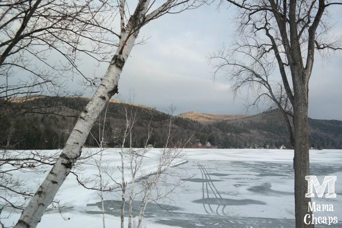 Lake Morey Winter