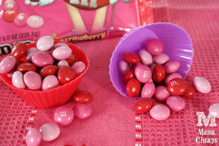 Wilton Pink Melting Chocolate