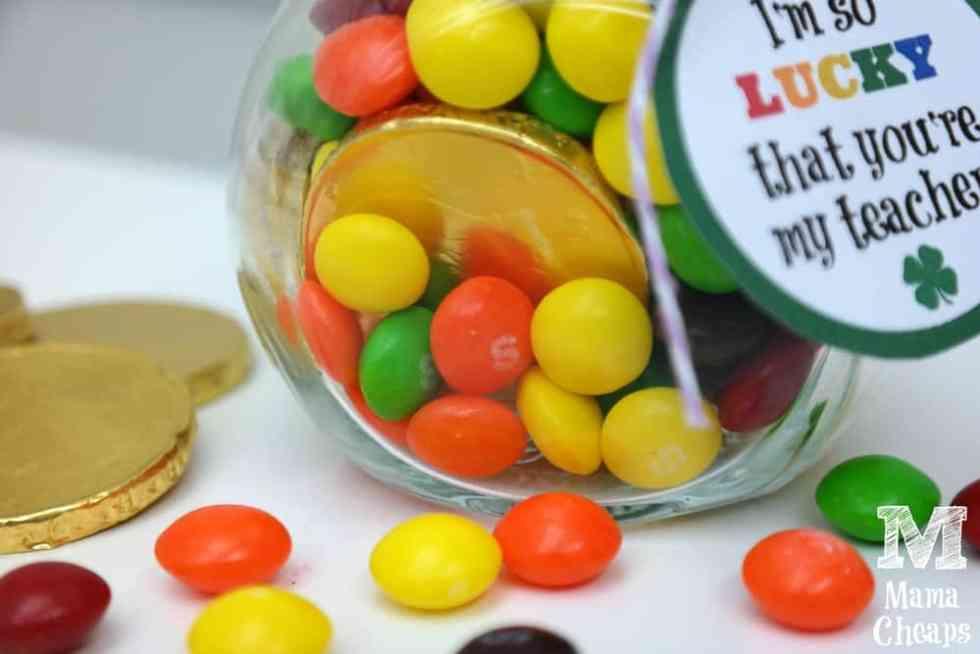 Skittles Teacher Gift