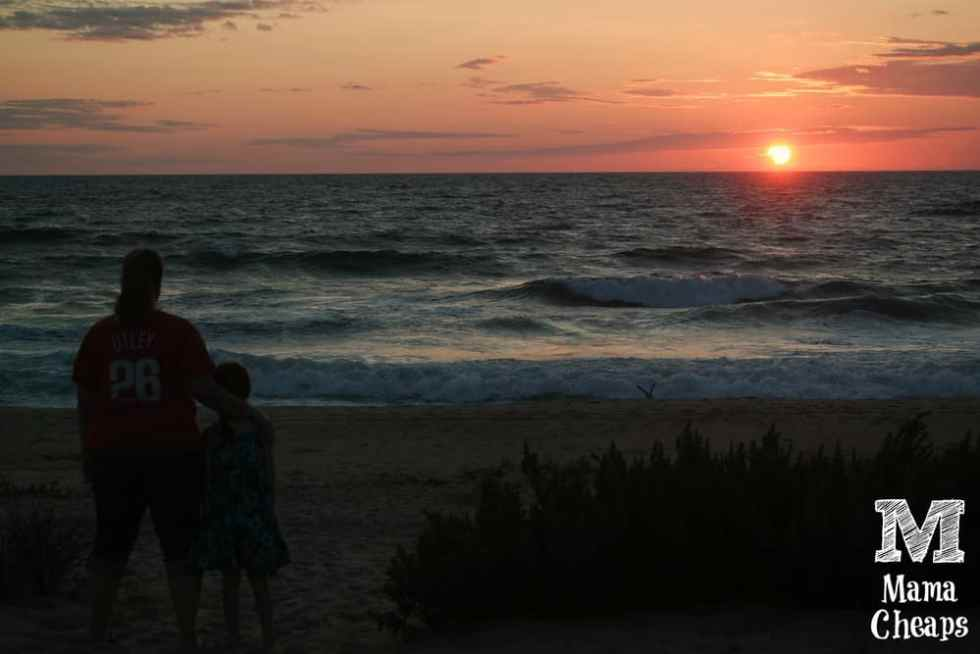 Sunrise Outer Banks