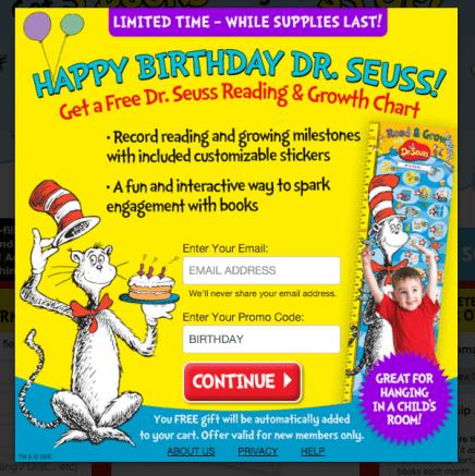 Best Dr Seuss Book Club Offers