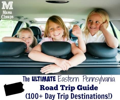 Pennsylvania Day Trip Ideas