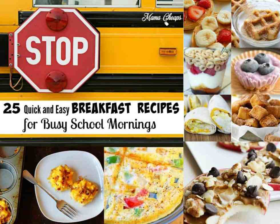 Quick and Easy Breakfast Recipes
