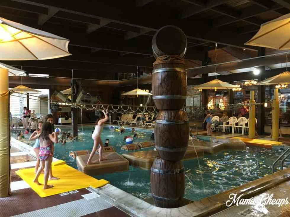 Rocking Horse Ranch Indoor Pool
