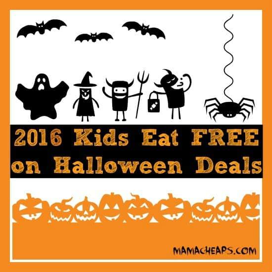 2016 kids eat free halloween