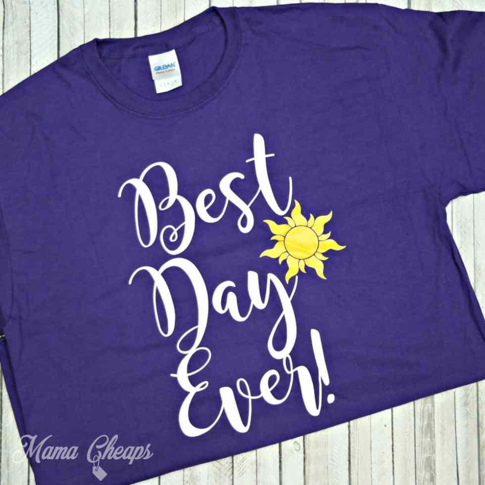 diy disney shirts inspired by tangled movie mama cheaps