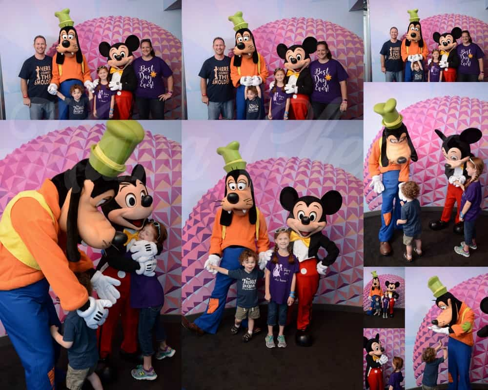 Disney world one day memory maker is it worth it what do you disney chase visa meet and greet kristyandbryce Choice Image