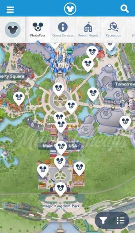 Disney World Magic Kingdom Photographers