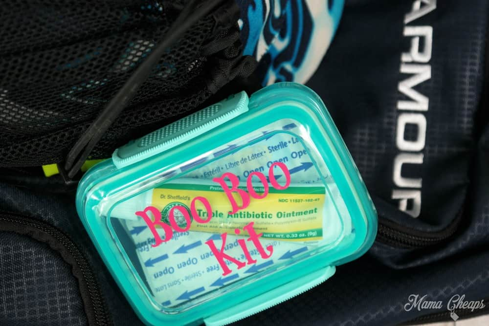 Diy Dollar Store Mini First Aid Kit For Kids Mama Cheaps
