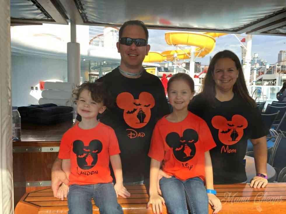 Disney Cruise Halloween Shirts