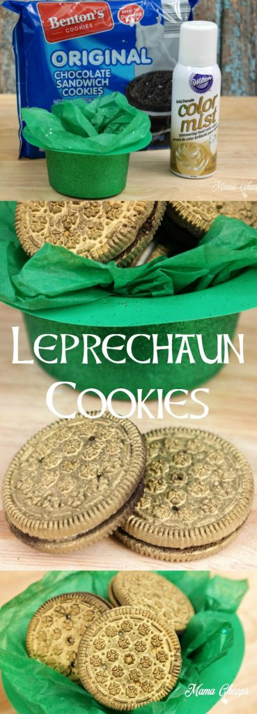 Leprechaun Cookies Recipe