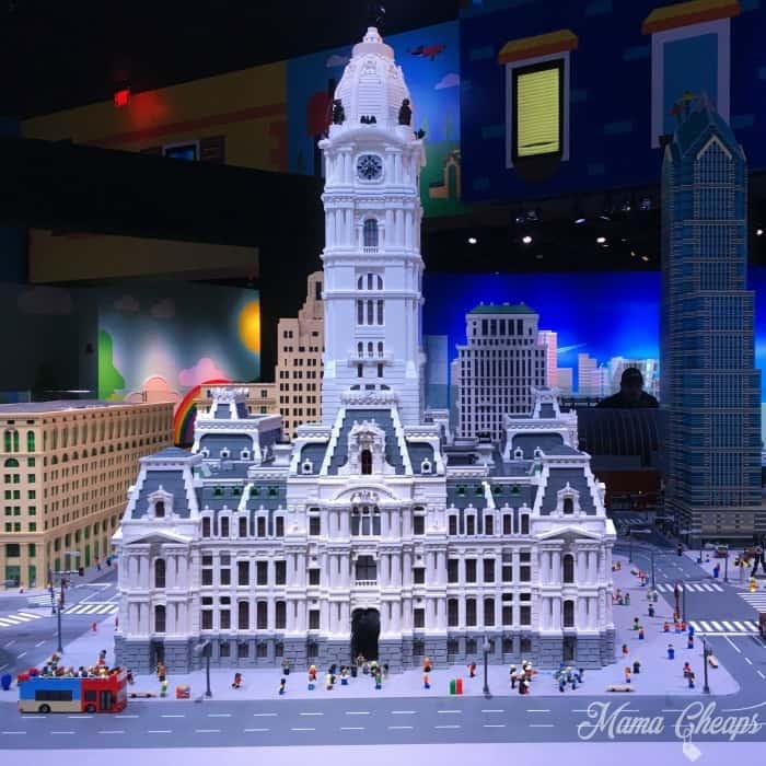 Gallery Lego Art » Lego Philadelphia
