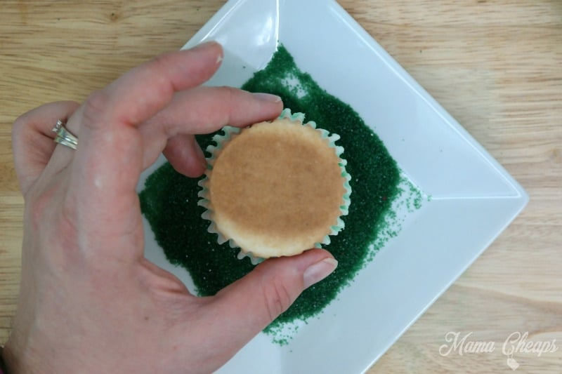 Cupcake in Sprinkles