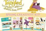 tangled kit