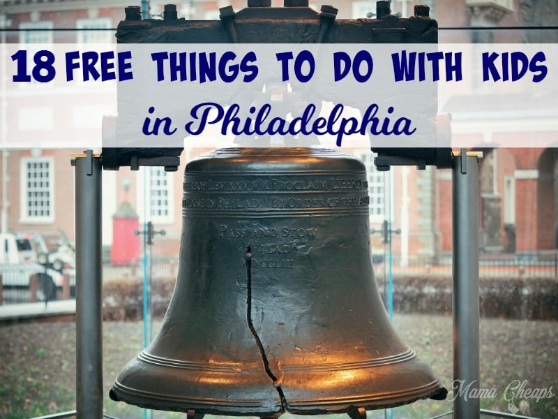 Free Things to Do with Kids in Philadelphia