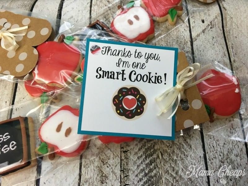 One Smart Cookie Teacher Gift