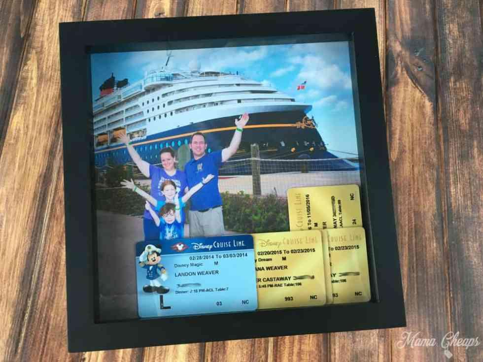 Disney Cruise Key to the World Cards