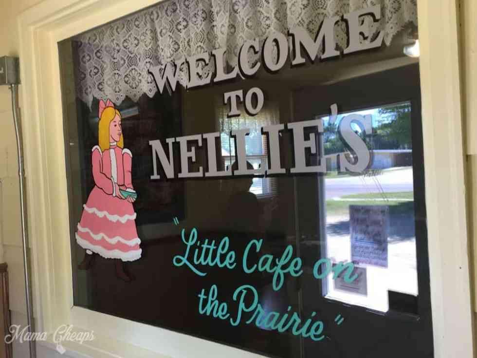 Nellies Cafe Walnut Grove
