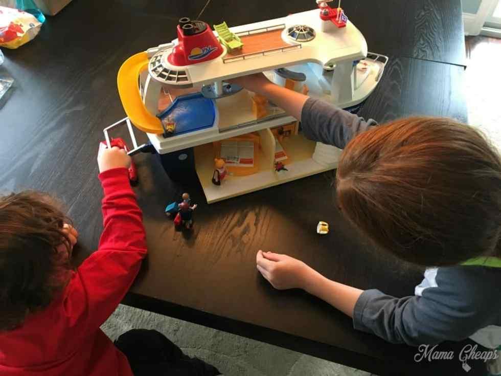 Playmobil Cruise Ship Play