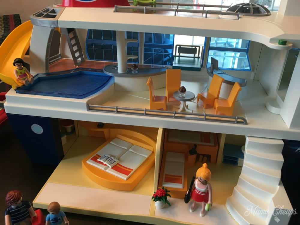 PLAYMOBIL Cruise Ship Toy Review Mama Cheaps - Living on cruise ship