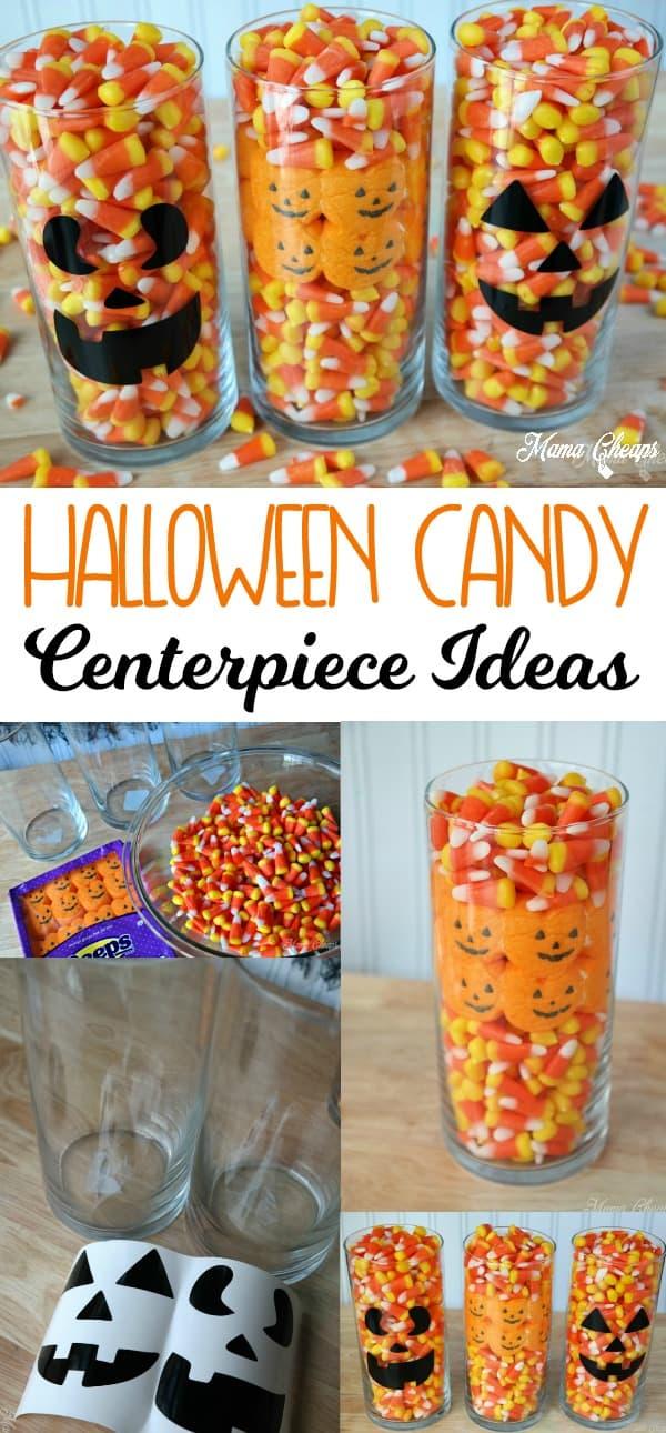 Centerpiece Candy Centerpiece Ideas