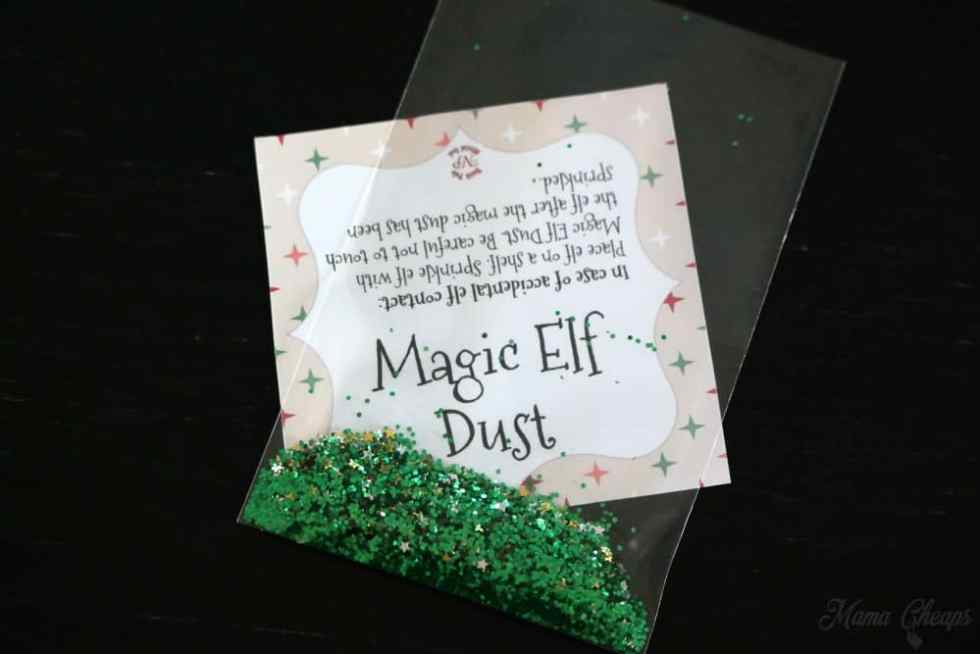 Magic Elf Glitter