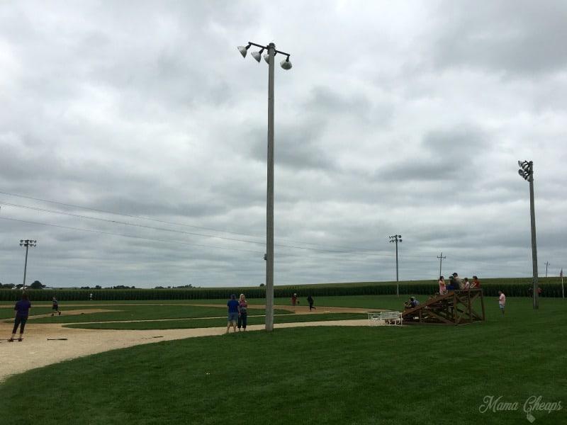 Baseball Field Dyersville Iowa