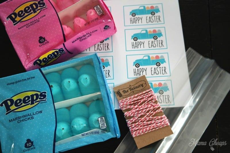 Easter Treats Peeps