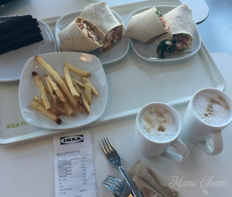 Ikea Lunch Date