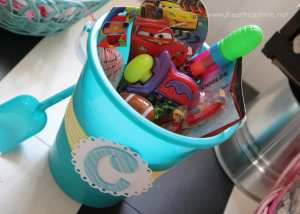 beach bucket easter basket