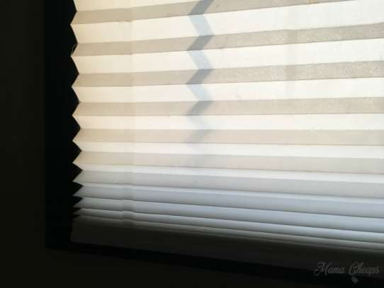 cordless mini blinds