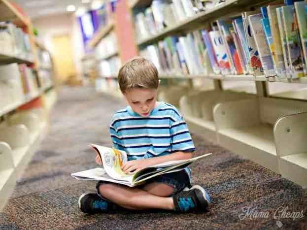 Barnes and Noble Summer Reading Program
