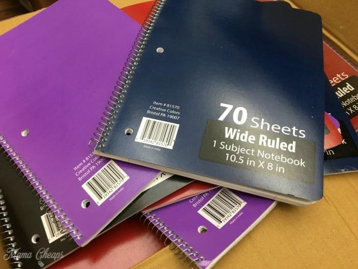 wholesale notebooks