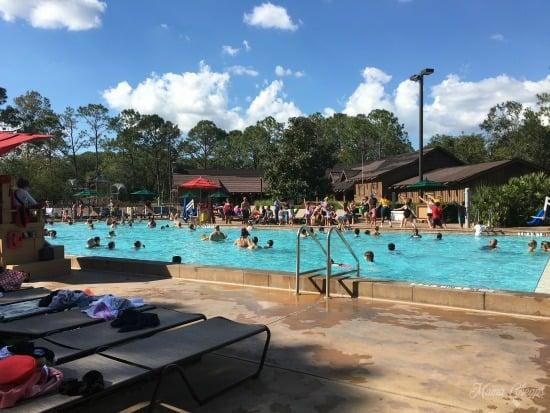 Fort Wilderness Pool