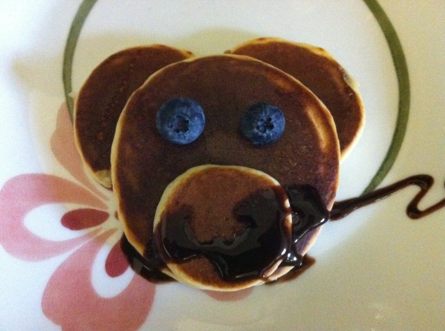 daniel tiger pancakes