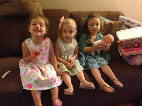 Passover girls