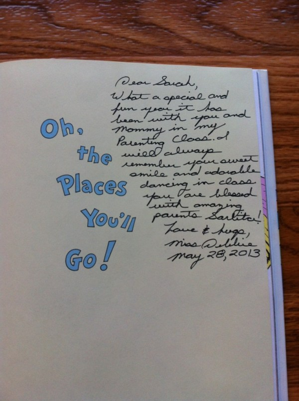 Mama Chit Chat: Oh, The Places You'll Go!