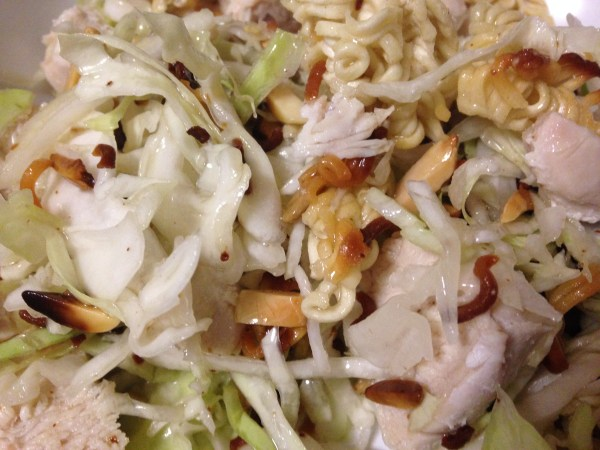 Mama Chit Chat: Chinese Chicken Salad