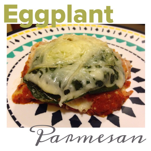 Eggplant Parmesan Bake