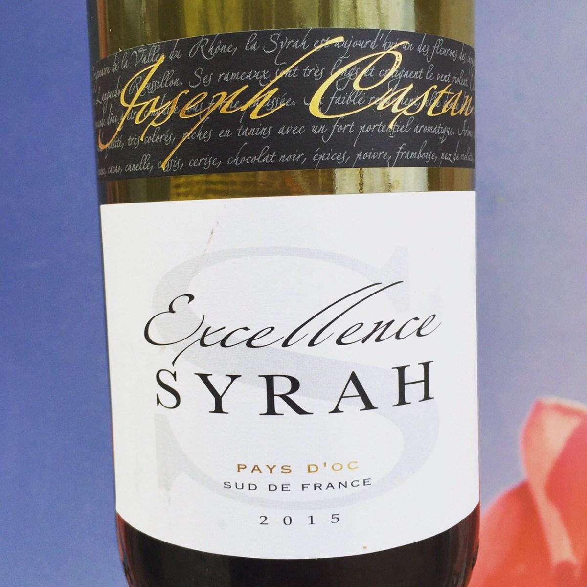 Syrah Excellence, Castan d'Oc