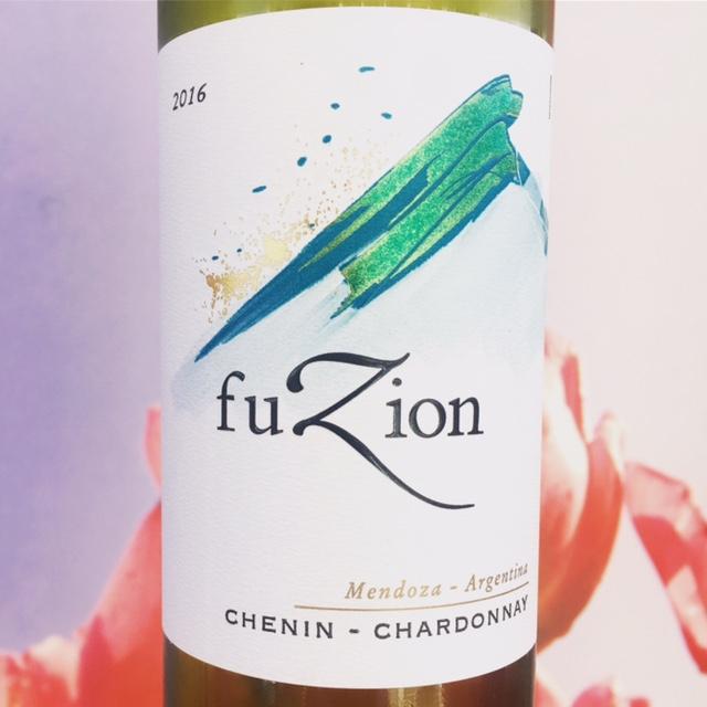 Fuzion Chenin - Chardonnay